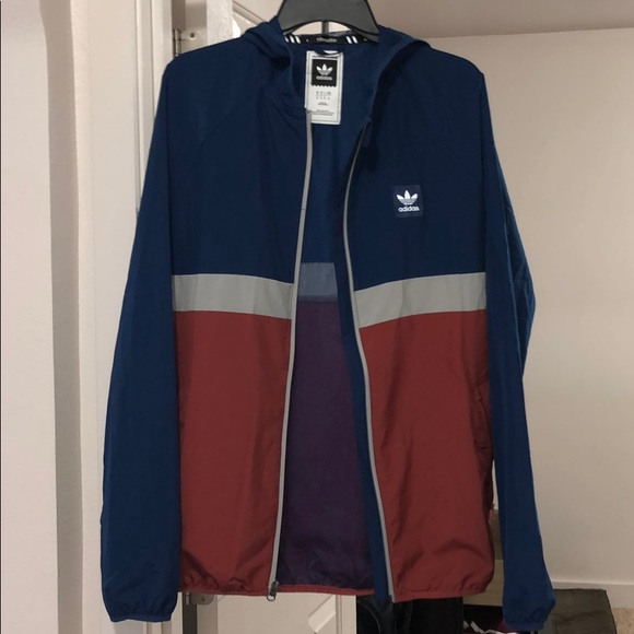 Adidas Originals Skateboarding Jacket